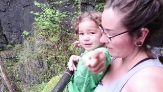 Elk Lake Falls (Hiking Vlog)
