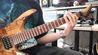 Spheres Of Madness Playthrough / Ben Sutherland (Harbinger). Carillion Guitars