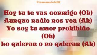 Baby Rasta & Gringo Ft. Farruko - Amor Prohibido Letra (2014)