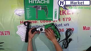 Máy khoan điện Hitachi D13VH  0888 571 179 HIMARKET VN