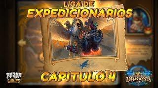 Hearthstone   EL DESPERTAR DE GALAKROND   Capitulo 4: La Liga de los Expedicionarios