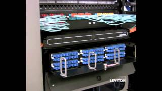 Leviton's Opt-x 1000i And 500i Fiber Enclosures Instruction