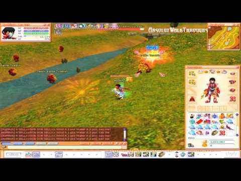 Flyff Online - Hero Blade Level 123 - Gameplay