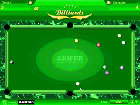 billiards axifer