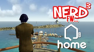 Nerd³ FW - Playstation Home
