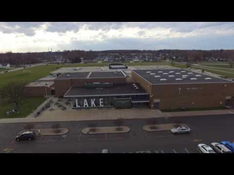 Lake Catholic High School - DJI Phantom