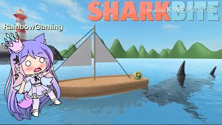 PLAYING SHARKBITE ON ROBLOX (Low Quality Vid)