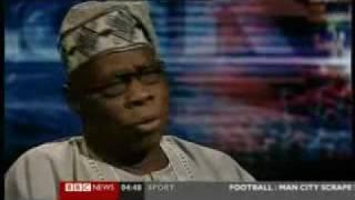 HARDtalk - OBJ Former President of Nigeria.wmv