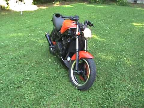 hqdefault ex500 ninja 500r streetfighter youtube 1994 ex500 wiring diagram at mifinder.co