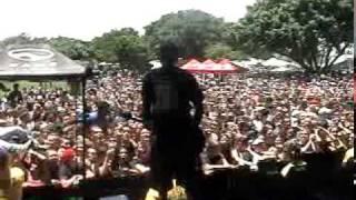 Sum 41 at Vans Warped Tour 2001 - Fat Lip