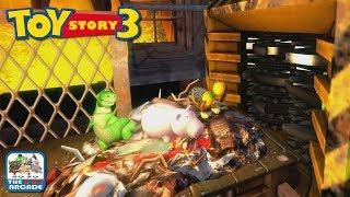 Toy Story 3: The Video Game - Junkyard Trash Thrash (Xbox 360/Xbox One Gameplay)