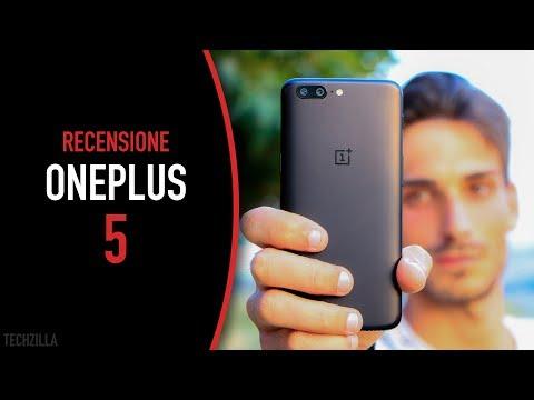 Recensione OnePlus 5 - Il punto di riferimento