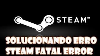 Tutorial de Como resolver o erro de conexão da Steam 100% funcional ( 2 Metodos!)