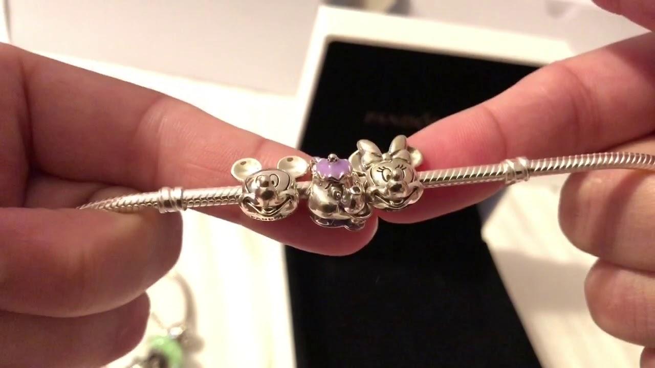 Disney Pandora Jewelry Collection! Disney Parks, Disney Pandora, Pandora, & More! - YouTube