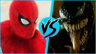 Spider-Man (MCU) VS Venom (2018) | BATTLE ARENA