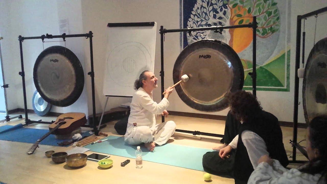 Corso formazione per operatori bagno di gong terapia del - Bagno di gong effetti negativi ...