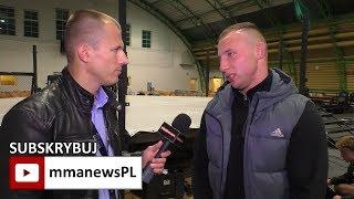 Adrian Bartosiński liczy na powrót do TFL lub debiut w Babilon MMA