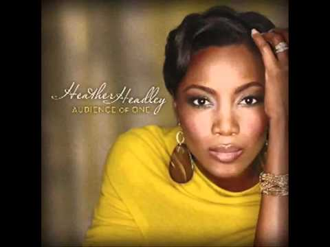 Heather Headley - Here I Am To Worship (with lyrics)