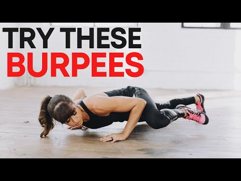 5 Best BURPEE Exercises (YOU NEED TO TRY!)