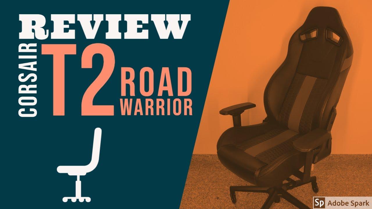 Corsair T2 Road Warrior | Unboxing, Asamblare, Pareri - Merita 1600 de lei?