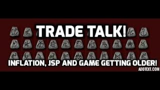 Diablo 2: Trade talk. Inflation, game getting older and the JSP effect