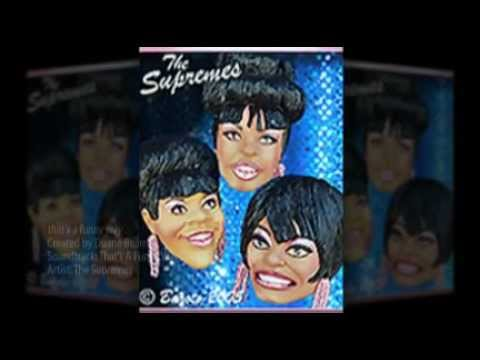 The supremes that s a funny way