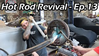1939 Ford Junkyard Hot Rod Revival   Ep. 13