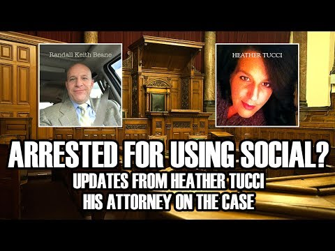 Arrested for Using SSN & Secret Trust TDA - Attorney Heather