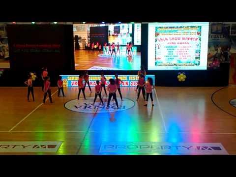 Plesna grupa FENIX-NIŠ ŽITORAĐA. Takmičenje OPEN VRNJAČKA BANJA