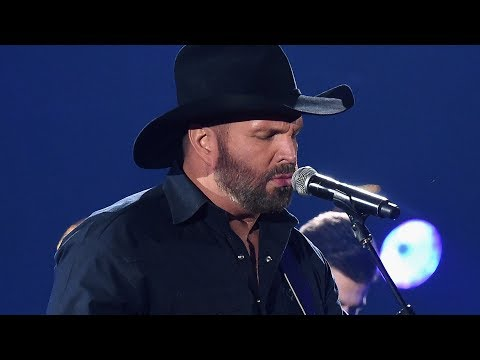 The Sad Story Behind Garth Brooks' Newest Song