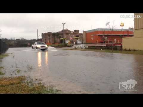 2-4-16 Jacksonville, FL Flooding