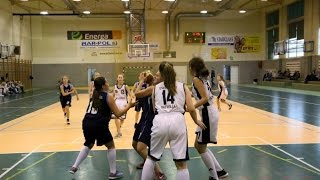 Unia Basket Ostrołęka - Jagiellonka Warszawa