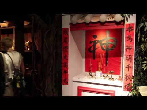 Warren's Way Travel Documentary: EP4 Yaowarat Heritage Center (Golden Buddha Temple part 2)