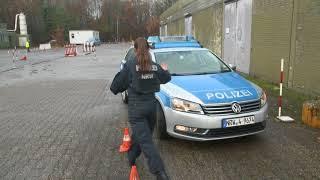 Nachgefragt - Fahrsicherheitstraining im Dualen Studium der Polizei NRW (EJ 2017)
