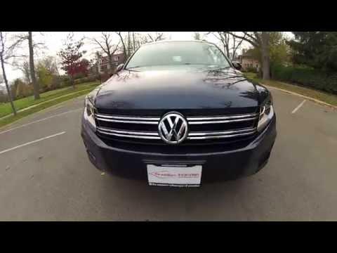 2015 Volkswagen Tiguan Review | 2015 Volkswagen Tiguan Test Drive | Chicago News |
