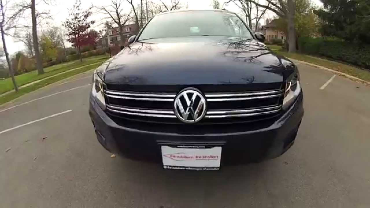 volkswagen tiguan review  volkswagen tiguan test drive chicago news youtube