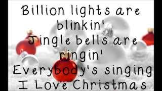 Ross Lynch & Laura Marano I Love Christmas Lyrics