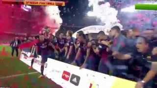 Athletic Bilbao 1-3 Barcelona Copa del Rey final Post Match Analysis/goals
