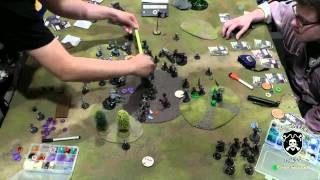 Iron Gauntlet Finals: Lock & Load 2013   - Privateer Press