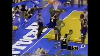 1992 Elite Eight: Michigan 75 Ohio State 71