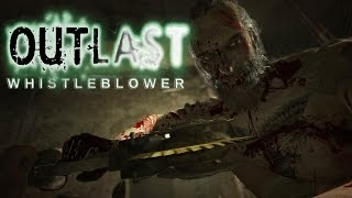 Outlast Whistleblower Insane Mode No Camera Speedrun (No Deaths) [42:46]
