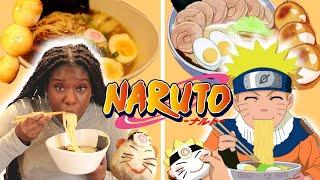 I Made Every Single Dish From Naruto