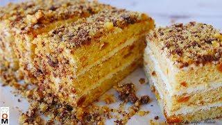 Простои ТОРТ к ЧАЮ Любимчик simple CAKE recipe