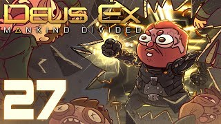 Jensen infiltrates the Church of the Machine God and discovers the dark secrets of Pragues notorious underground cult Deus Ex Mankind Divided is the