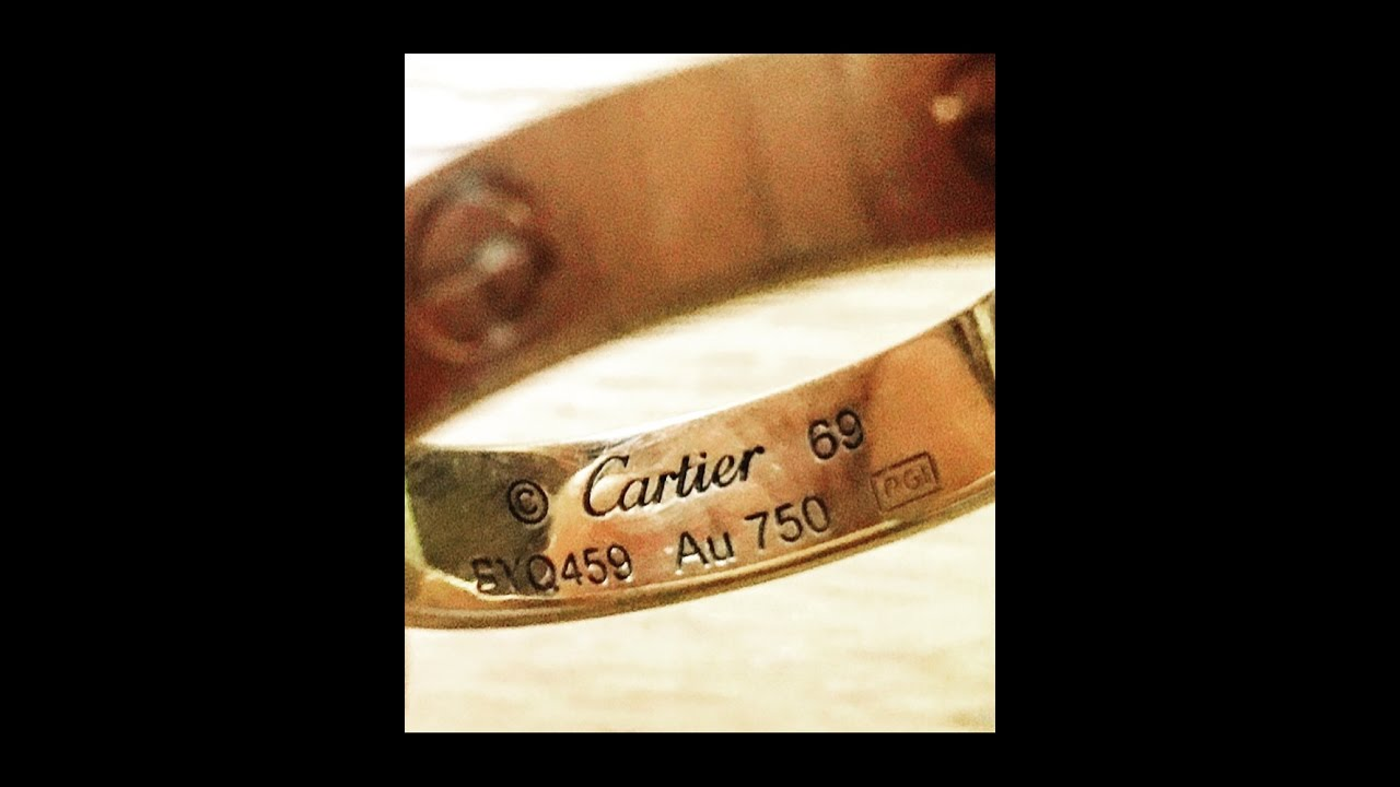 Cartier love ring review! - YouTube