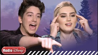 Ultimate Disney Channel Couples Quiz | Meg, Milo & Baby Ariel from ZOMBIES 2 | Radio Disney