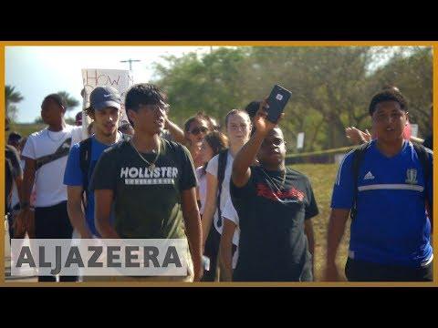🇺🇸 US students urge gun control on Columbine massacre anniversary | Al Jazeera English