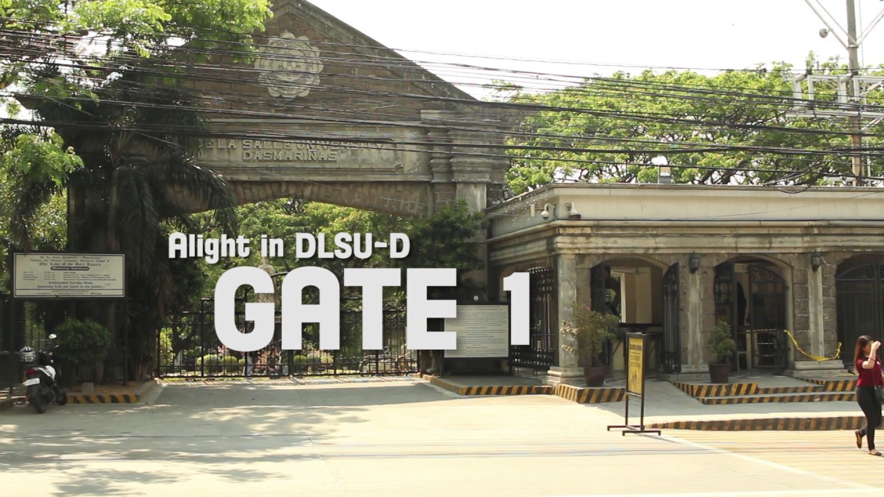 Commuting to DLSU-D