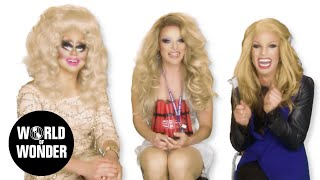 Enjoy the video? Subscribe here! http://bit.ly/1fkX0CV From RuPaul's Drag Race season 4, Willam joins Katya and Trixie to discuss hooking. RuPaul's Drag ...