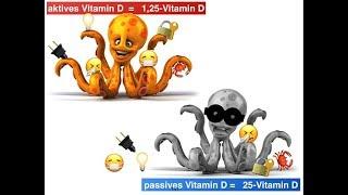 Besser als Vitamin D - die Vitamin-D-Aktivierung ! Mit Kneipp 3.0